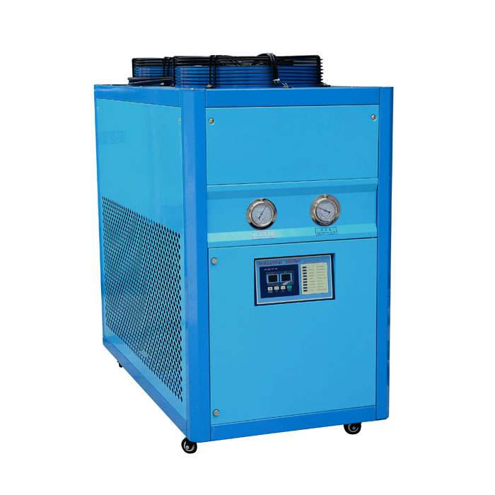 冷冻机不锈钢水箱机械如何发挥作用